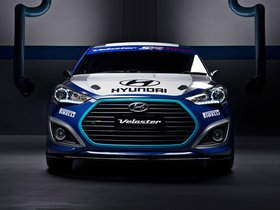 Ver foto 2 de Hyundai Veloster Race Concept 2012