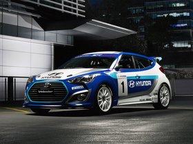 Fotos de Hyundai Veloster Race Concept 2012