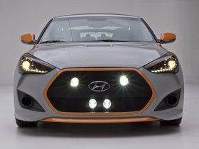 Fotos de Hyundai Veloster Service Car Concept 2012