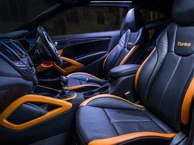 Ver foto 4 de Hyundai Veloster Street Concept 2012