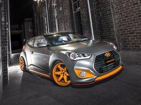 Fotos de Hyundai Veloster Street Concept 2012