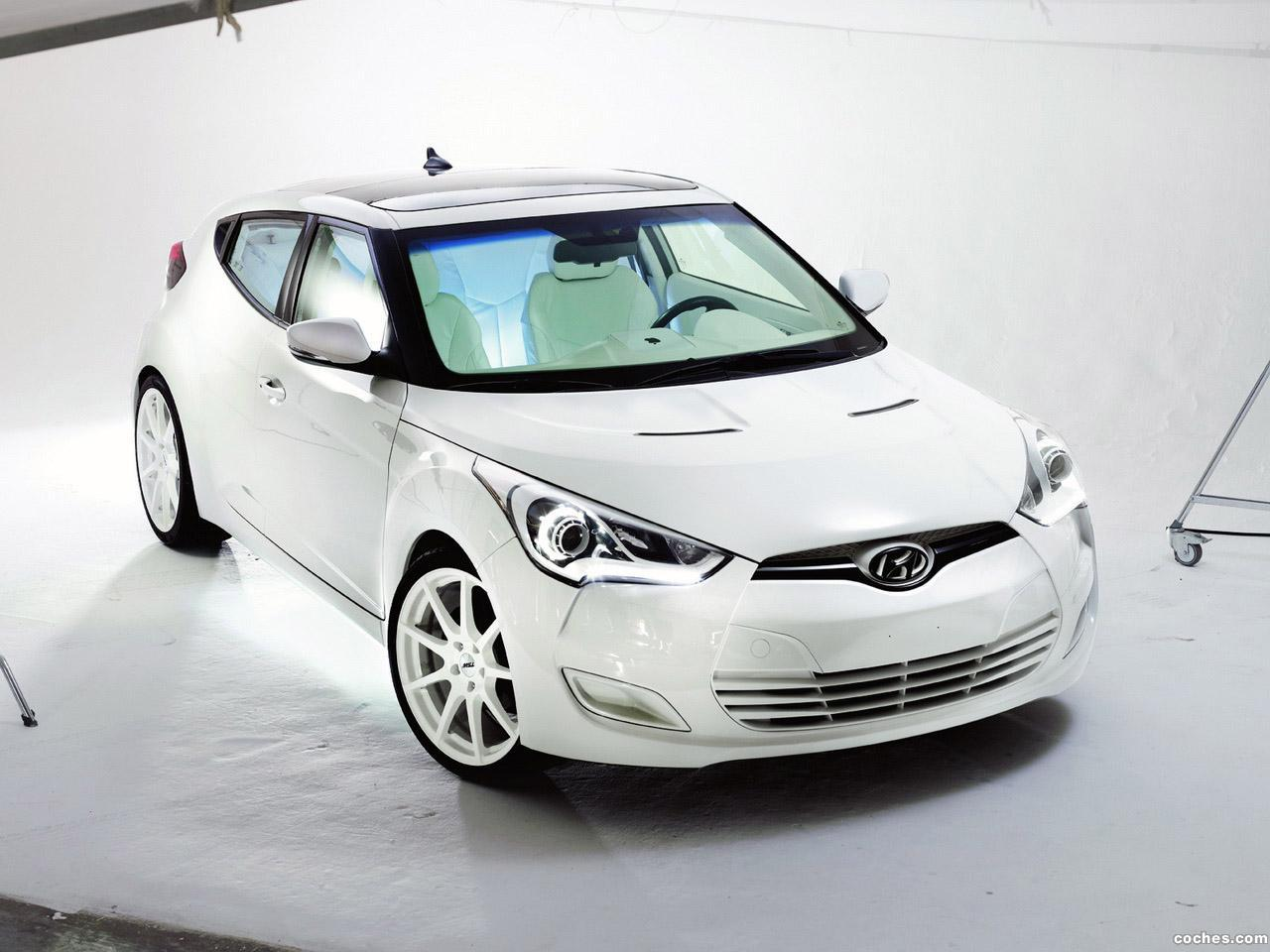 Foto 0 de Hyundai Veloster Tech by RE:MIXLAB 2011
