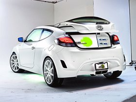 Ver foto 4 de Hyundai Veloster Tech by RE:MIXLAB 2011