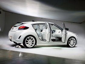 Ver foto 3 de Hyundai Veloster Tech by RE:MIXLAB 2011