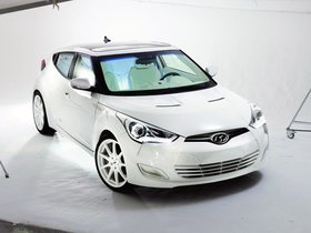 Ver foto 1 de Hyundai Veloster Tech by RE:MIXLAB 2011