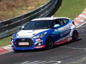 Ver foto 2 de Hyundai Veloster Turbo 24 Hour Nurburgring Race Car 2013