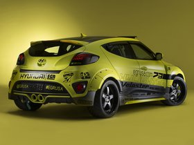 Ver foto 2 de Hyundai Veloster Turbo Night Racer Yellowcake by EGR 2013