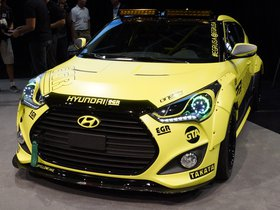 Ver foto 6 de Hyundai Veloster Turbo Night Racer Yellowcake by EGR 2013
