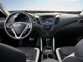 Ver foto 10 de Hyundai Veloster Turbo USA 2012