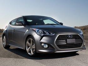 Fotos de Hyundai Veloster Turbo USA 2012