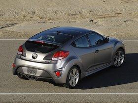 Ver foto 3 de Hyundai Veloster Turbo USA 2012