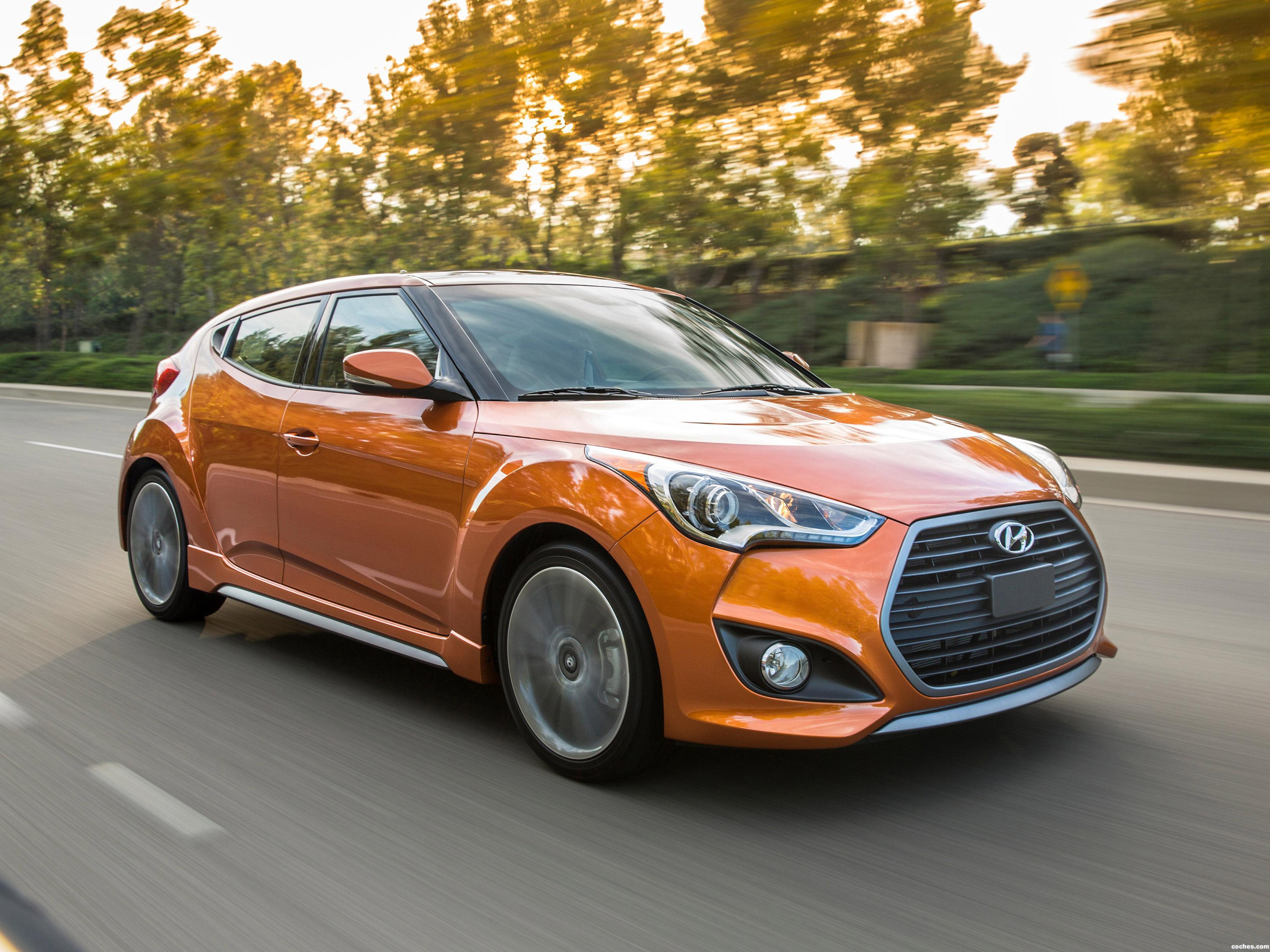 Foto 0 de Hyundai Veloster Turbo USA 2015