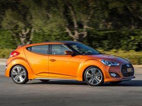 Ver foto 10 de Hyundai Veloster Turbo USA 2015