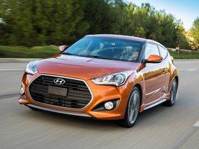 Ver foto 9 de Hyundai Veloster Turbo USA 2015