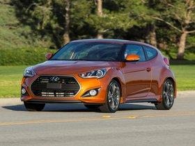 Ver foto 8 de Hyundai Veloster Turbo USA 2015