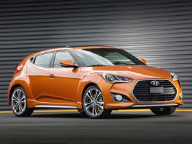 Ver foto 3 de Hyundai Veloster Turbo USA 2015