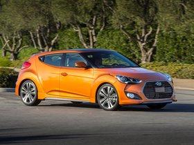 Ver foto 2 de Hyundai Veloster Turbo USA 2015