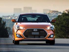 Ver foto 14 de Hyundai Veloster Turbo USA 2015