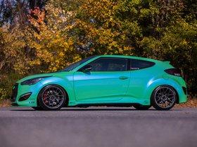 Ver foto 2 de Hyundai Veloster Turbo by Fox Marketing 2013