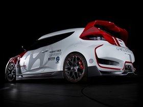 Ver foto 6 de Hyundai Veloster Velocity Concept 2012