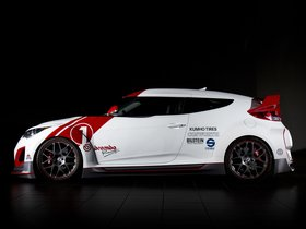 Ver foto 5 de Hyundai Veloster Velocity Concept 2012
