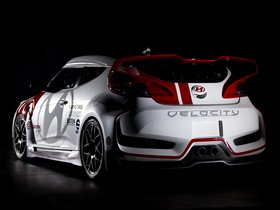 Ver foto 3 de Hyundai Veloster Velocity Concept 2012