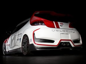 Ver foto 2 de Hyundai Veloster Velocity Concept 2012