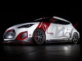 Fotos de Hyundai Veloster Velocity Concept 2012