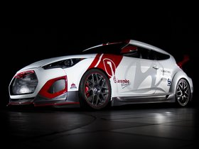 Ver foto 1 de Hyundai Veloster Velocity Concept 2012