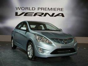 Ver foto 9 de Hyundai Verna 2010