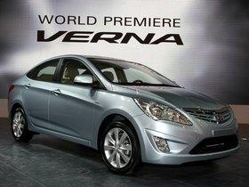 Ver foto 8 de Hyundai Verna 2010