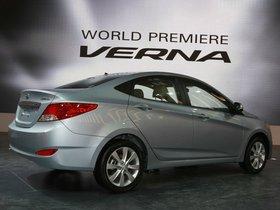 Ver foto 6 de Hyundai Verna 2010