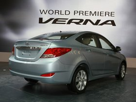 Ver foto 5 de Hyundai Verna 2010
