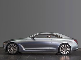 Ver foto 5 de Hyundai Vision G Coupe Concept 2015