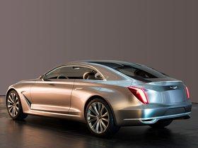 Ver foto 3 de Hyundai Vision G Coupe Concept 2015