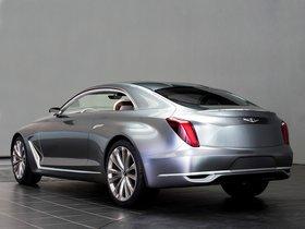 Ver foto 2 de Hyundai Vision G Coupe Concept 2015