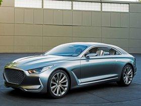Ver foto 1 de Hyundai Vision G Coupe Concept 2015