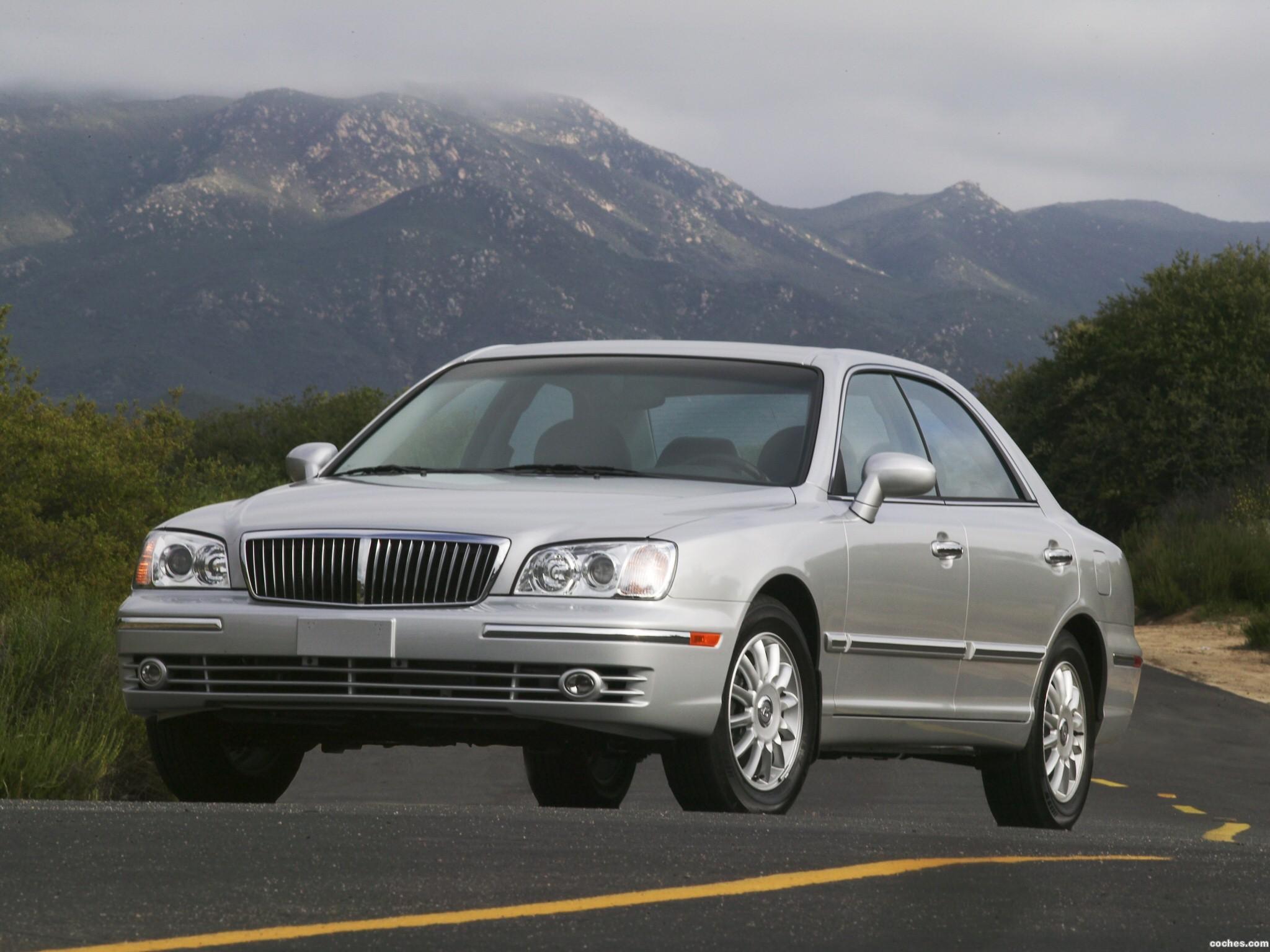 Foto 0 de Hyundai XG 2003