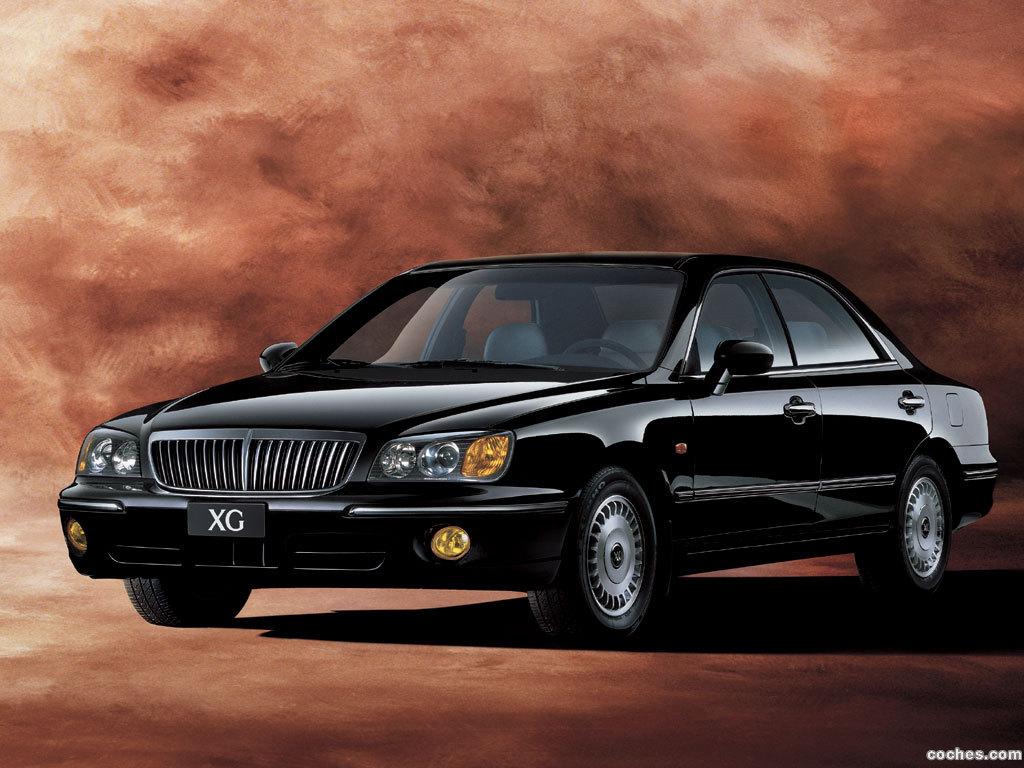 Foto 3 de Hyundai XG 30 1998