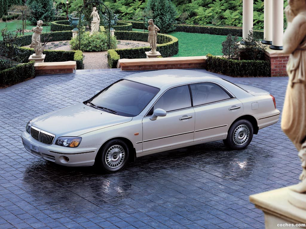 Foto 2 de Hyundai XG 30 1998
