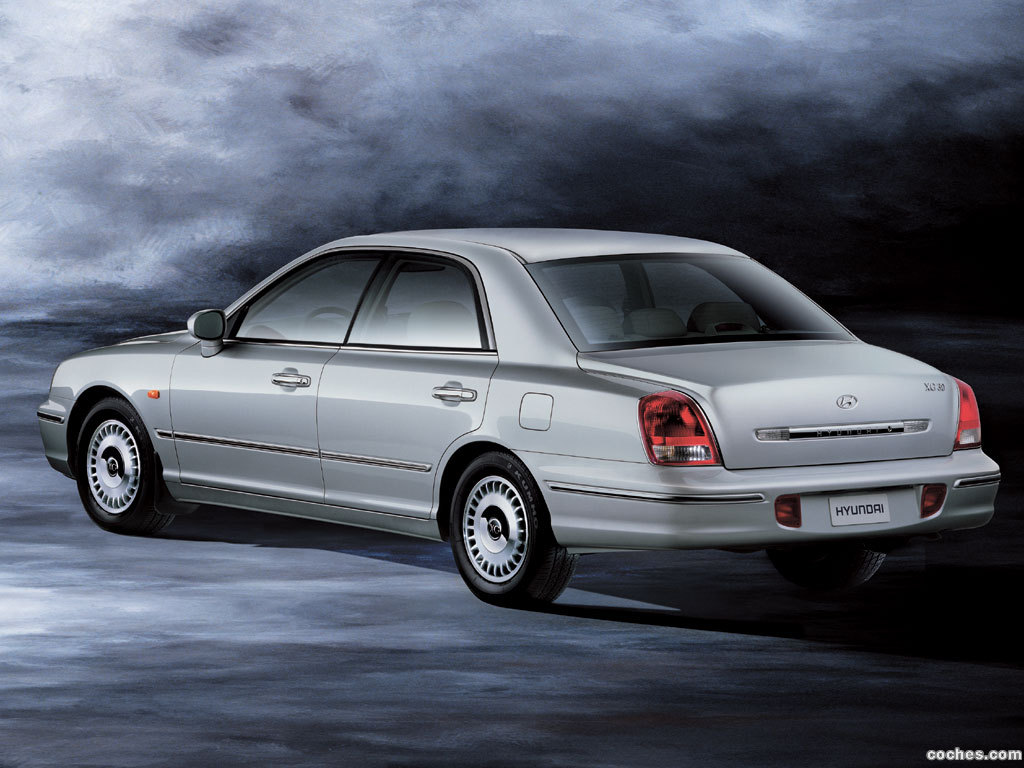 Foto 1 de Hyundai XG 30 1998