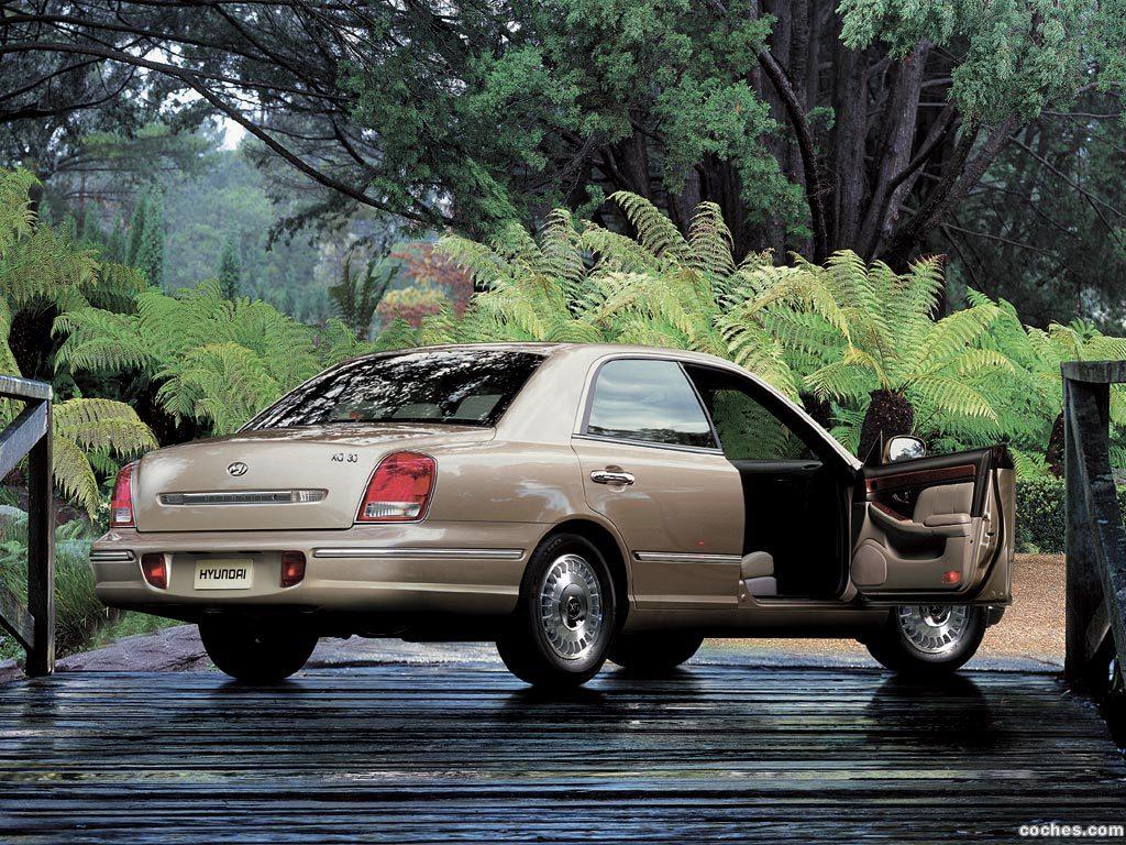 Foto 0 de Hyundai XG 30 1998