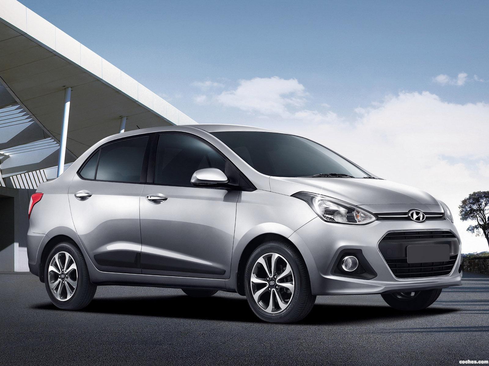 Foto 0 de Hyundai Xcent 2014
