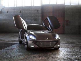 Ver foto 1 de Hyundai i-Oniq Concept 2012