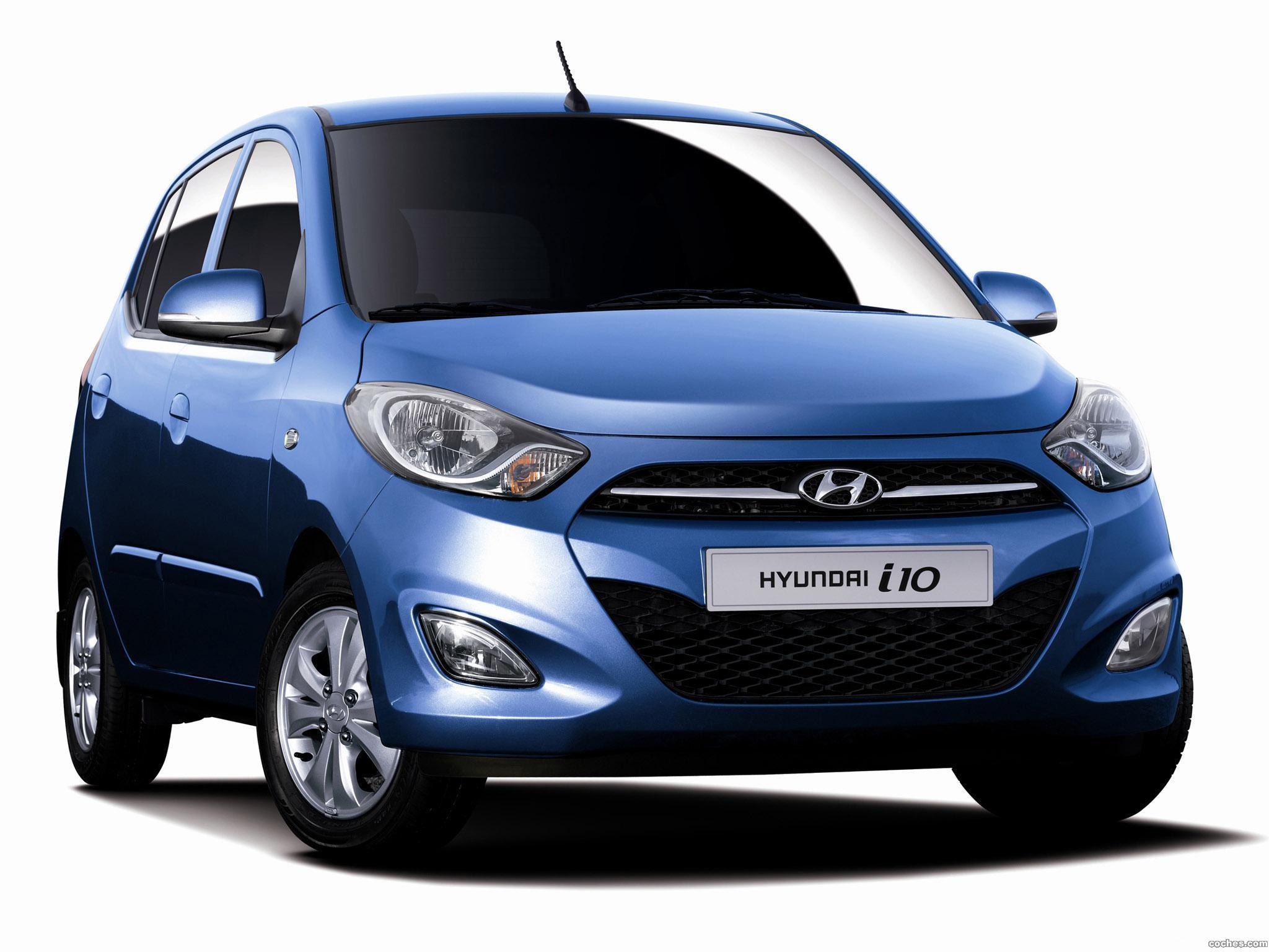 Foto 0 de Hyundai i10 2010