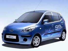 Fotos de Hyundai i10 Blue Drive Concept 2010