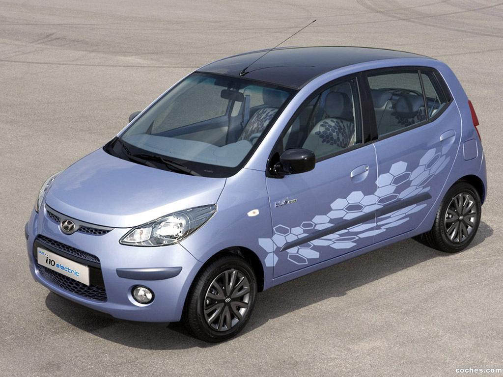 Foto 0 de Hyundai i10 Electric 2009