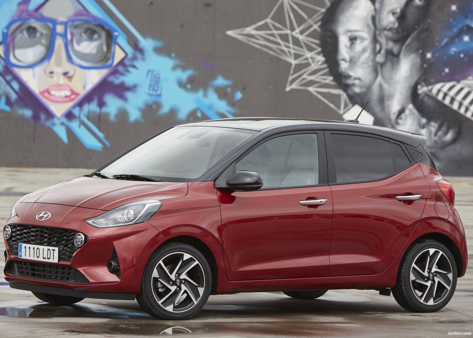 Foto 0 de Hyundai i10 Style 2020