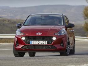 Ver foto 3 de Hyundai i10 Style 2020