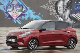 Ver foto 6 de Hyundai i10 Style 2020